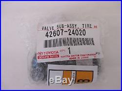 Lexus Oem Factory Tire Pressure Sensor 2002-2006 Sc430 Blue
