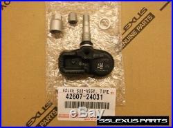 Lexus SC430 (2002-2006) OEM Genuine TIRE PRESSURE (TPMS) SENSOR 42607-24031(RED)