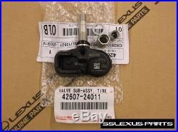Lexus SC430 (2002-2006) OEM TIRE PRESSURE (TPMS) SENSOR 42607-24031 (WHITE)