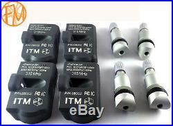 Lexus TPMS Tire Pressure Sensors LS460 LS 600H 2007-2013 315mhz Monitoring