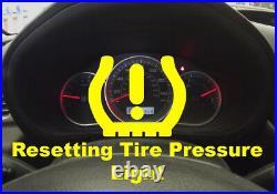 MITSUBISHI RAIDER US Tire Pressure Sensor Bypass TPMS System Reset Emulator Fix