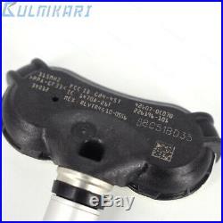 NEW 4PCS 42607-0C070 TPMS Transmitter Tire Air Pressure Monitor System Sensor