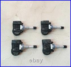 NEW OEM TPMS Tire Pressure Monitoring Sensor 4PCS Hyundai Equus KIA 529333N100