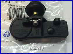 NEW Set of 4 Genuine OEM ACDelco GM Tire Pressure Sensor TPMS 13586335 FREE SHIP