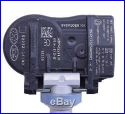 New Set of 4 Fits Kia Tire Pressure Monitoring System TPMS Sensor 52933-D4100