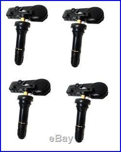 New Set of 4 Tire Pressure Monitor Sensors TPMS for Subaru Impreza 28103-SA002