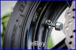 Nextbase Fobo Bike / Motorcycle Tyre Pressure Monitoring System2 Black Sensors