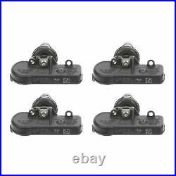 OEM 2008-2020 Subaru TPMS Tire Pressure Sensor Valve Stem Set of 4 28103AJ00A
