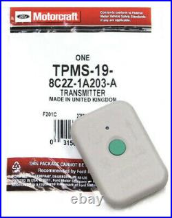 OEM Ford Tire Pressure Monitoring System TPMS19 Sensor Program Tool 8C2Z1A203A