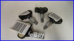 OEM VW, Audi, Skoda RDKS Sensor Tire Pressure Monitoring 5Q0907275B set X 4 pcs