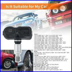 Oem Tpms Sensor For Toyota Lexus Oem Tire Pressure Sensor 42607-33021