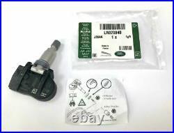 RANGE ROVER SPORT L494 TPMS tyre pressure valve sensor genuine new 2014-2018