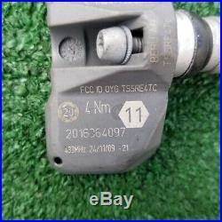 SET 4 Genuine OEM Factory FERRARI Wheel Tire Pressure Sensors Monitor TPM 248887