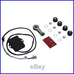 SYGAV Auto Car Tire Pressure Monitoring System TPMS external sensor