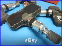 Set 4 TPMS Sensor Kit for ACURA HONDA OEM# 42753STKA02 MDX RDX TSX PILOT 315 Mhz