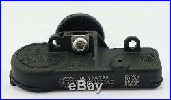 Set Dodge Jeep Chrysler Tire Pressure Monitor Sensor TPMS 56029481AB 68078768AA