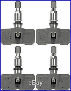 Set Of 4 Brand Tpms Tire Pressure Sensors Dorman# 974-001 Chrysler Dodge