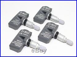 Set of 4 2005-2017 TPMS Tire Pressure Sensors Chrysler 300 300C SRT8