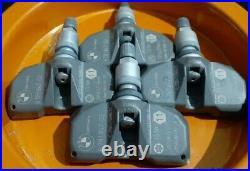 Set of 4 BMW Rolls-Royce Mini 3623 6781847 TIRE PRESSURE SENSOR TPMS OEM TS57