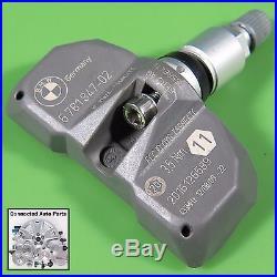 Set of 4 BMW Rolls-Royce Mini TIRE PRESSURE SENSOR TPMS OEM 36236781847 SET-TS57