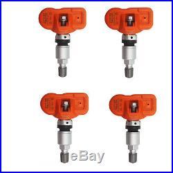 Set of 4 Brand New Autel 315MHz TPMS TIRE PRESSURE SENSORS BENZ CL CLK CLS E GL