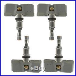 Set of 4 Brand New TPMS Tire Pressure Sensors Dorman # 974-009