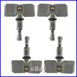 Set of 4 Brand New TPMS Tire Pressure Sensors Dorman # 974-026