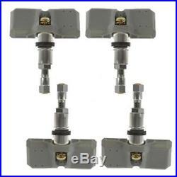 Set of 4 Brand New TPMS Tire Pressure Sensors Dorman # 974-037