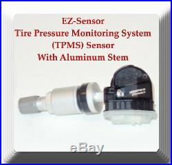 Set of 4 Kits TPMS Tire Pressure Monitoring Sensor Fits Chevrolet GMC Hummer
