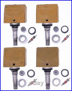 Set of 4 Mitsubishi Eclipse Montero Tire Pressure Sensor TPMS OEM MN103081