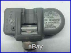 Set of 4 NEW Mercedes Benz Tire Pressure Monitor Sensor TPMS A0055423718