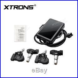 Set of 4 TPMS Tire Pressure Internal Sensors Wireless Car Alarm Monitor System