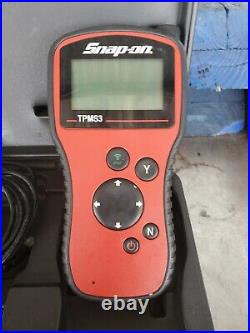 Snap-OnTPMS3 Tire Pressure Sensor Relearning Tool