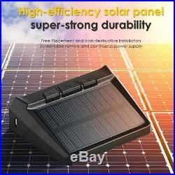 Solar Power Car Truck TPMS Tire Tyre Pressure Monitor System+6 External Sensors