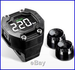 Steelmate TP90 TPMS For Motorbike Motorcycle DIY Tyre Pressure Monitor Sensors
