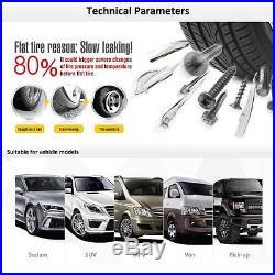 Steelmate TPMS-8886 Bluetooth Wireless 4 Sensors Tire Pressure Monitoring System