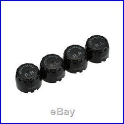 Steelmate TPMS-A86 Wireless TPMS Tire Pressure Monitor System 4 External Sensor