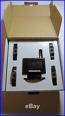 TPMS 4 Internal Sensors Tire Pressure Monitoring System Monitor Spare Tire