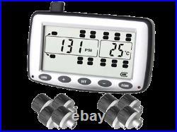 TPMS Car Wireless Tyre Pressure Monitoring System 8 External Sensors