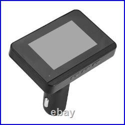 TPMS LCD Tyre Pressure Monitoring System Cigarette Lighter + 4 Internal Sensor