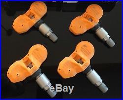 TPMS TIRE PRESSURE SENSORS HUF RDE008 2009 BMW 335i 328i 135i 128i 36236779490