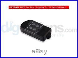 TPMS TYRE PRESSURE MONITORING SYSTEM CAR 4WD CARAVAN 4 Internal SENSORS 12V 24V