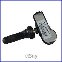 TPMS Tire Pressure Monitor System With 4 Internal sensor for Car DVD Display