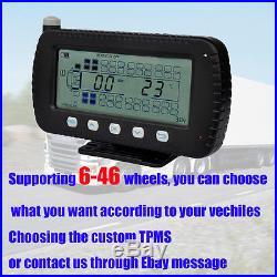 TPMS Tire Pressure Monitoring System Ford, GMC, Chevy Truck Trailer RV-12 Sensor
