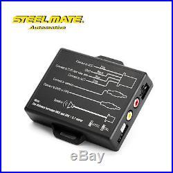TPMS Tyre Pressure Monitoring System 4 External Sensor Car DVD Display Player