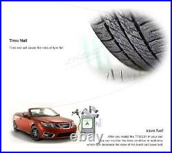 TPMS01 Car Tyre Pressure Monitoring System 4 Sensors Kits for XTRONS Android