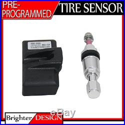 Tire Pressure Monitoring Sensor (TPMS) Set of 4 For 2006-2007 Dodge Charger