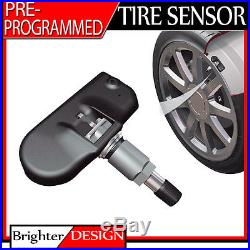 Tire Pressure Monitoring Sensor (TPMS) Set of 4 For 2007-2013 Lexus RX350