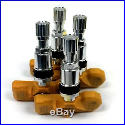 Tire Pressure Sensor Replacement (TPMS) Set of 4 For 2002-2006 BMW 3 Series