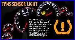 Tire Pressure Sensor Replacement (TPMS) Set of 4 For 2004-2007 Infiniti G35